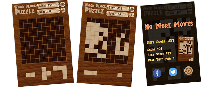 Wood Block Puzzle Play Wooden Block Puzzle Online Game On Pc